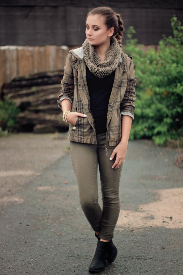 outfit, lookbook, khaki, dear fashion, mode blog, fashion blog, kühl, khujo