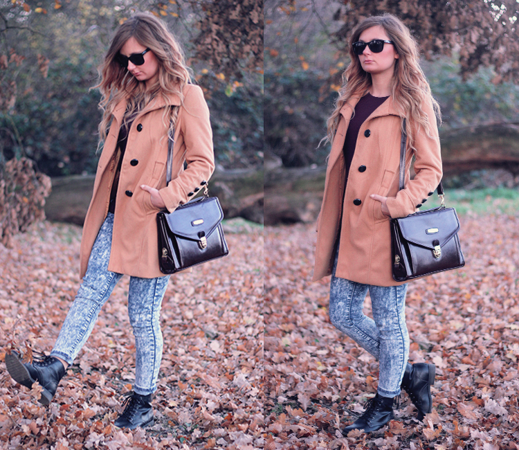 fashion blog, mode blog, outfit, herbst, mantel, haare, beauty blog, ombre, dear fashion