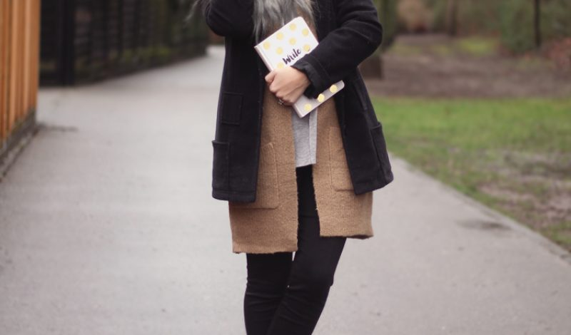 Outfit on a rainy day – Layering