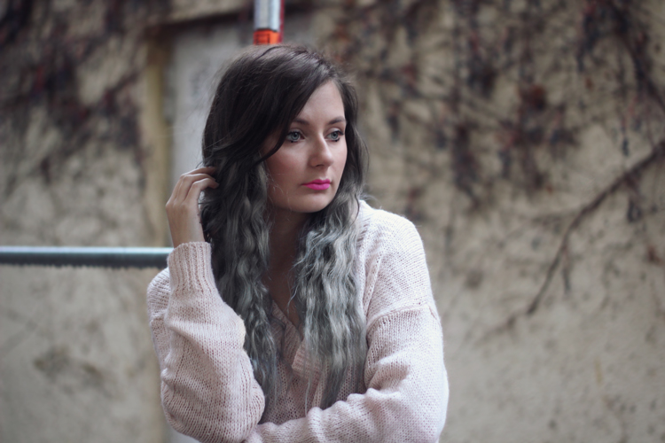 dear fashion, graue haare, fashion blog, anleitung, directions, silver, silber, toner, mode blog
