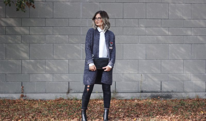 Herbsttrend: Jacken mit Patches