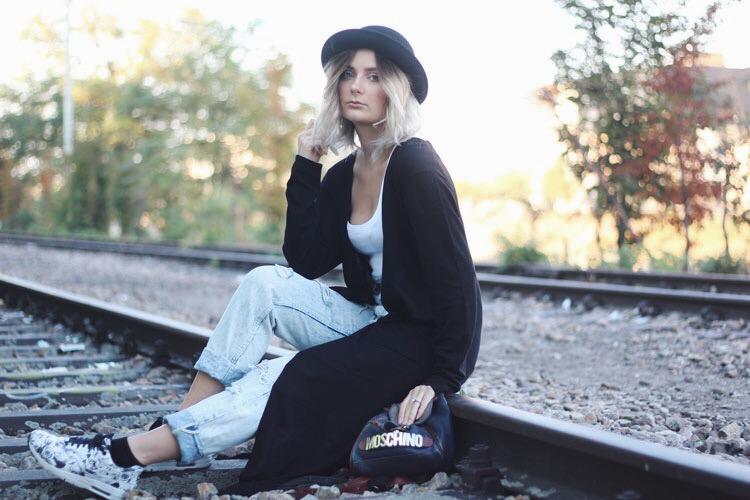 dear fashion blog, outfit, sonnenuntergang, goldene stunde, mannheim, fotografie, fashionblogger, lookbook