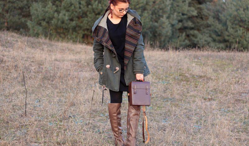 Dufflecoat Layering Outfit