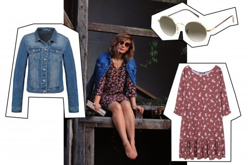 retro, shop the look, fashionblogger mannheim, modeblogger, bohemian, festival, outfit