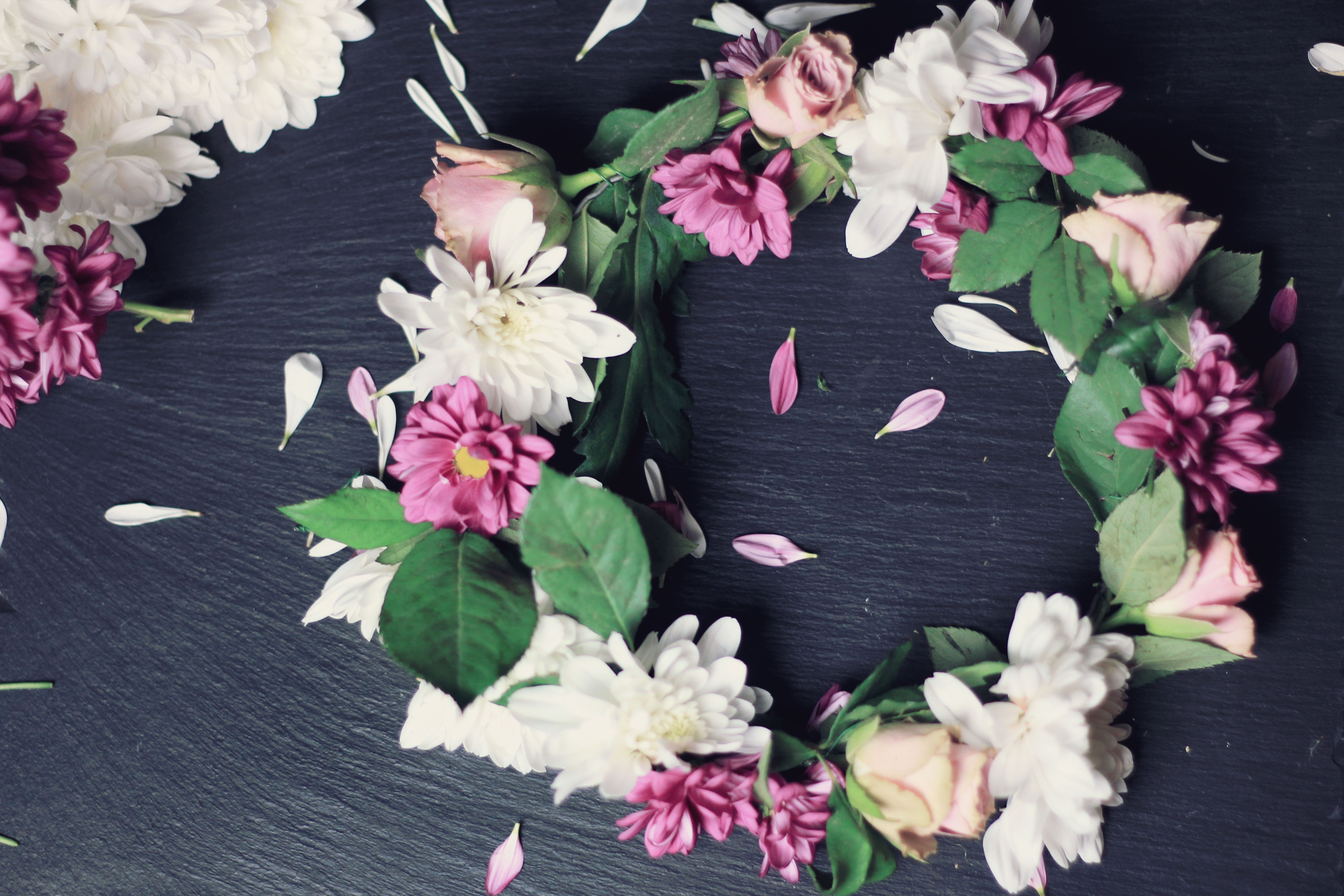 diy blumenkrone, blumenkranz, flowercrown, hochzeit, boho, bohemian, wedding, modeblog, pinterest