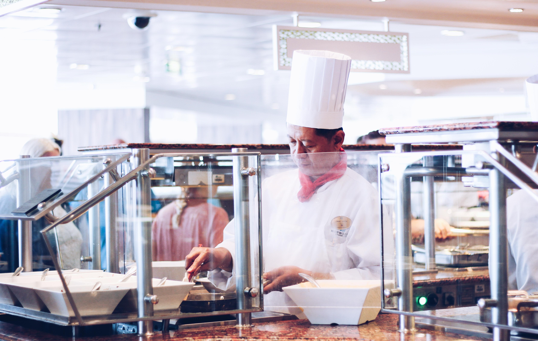 Norwegian Jade Buffet Omelette Erfahrungen Mini-Kreuzfahrt