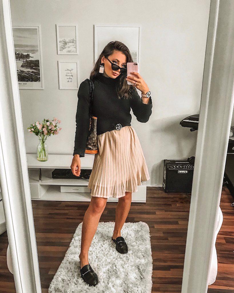 Pantolette Outfit Sommertrend 2019 fashionblogger instagram